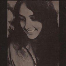 Discos de vinilo: LP-JOAN BAEZ-HISPAVOX 47107-1967-POSIBLEMENTE MONO. Lote 35619934