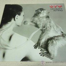 Discos de vinilo: UFO ( NO HEAVY PETTING ) CANADA - 1976 LP33 CHRYSALIS. Lote 35627323