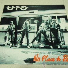 Discos de vinilo: UFO ( NO PLACE TO RUN ) USA - 1980 LP33 CHRYSALIS RECORDS. Lote 35628978