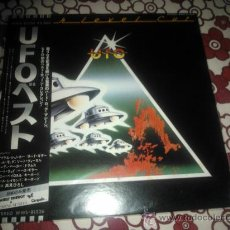 Discos de vinilo: LP HEAVY 1979 - UFO - HIGH LEVEL CUT - VINILO JAPONÉS. Lote 35634790