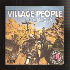 Discos de vinilo: VILLAGE PEOPLE. Lote 35642533