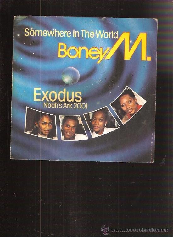 BONEY M (Música - Discos - Singles Vinilo - Funk, Soul y Black Music)