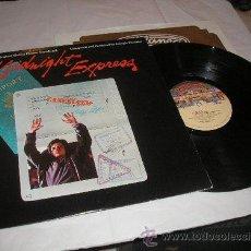 Discos de vinilo: MIDNIGHT EXPRESS / B.S.O.DIRG. POR ALAN PARKER..!! ORIG. EDIT. USA !! IMPECABLE !!!. Lote 35645769