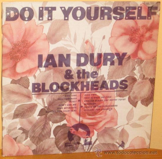 Ian dury the blockheads do it yourself stif comprar discos lp ian dury the blockheads do it yourself stiff 1979 msica discos solutioingenieria Gallery