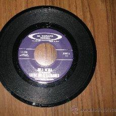 Discos de vinilo: LITTLE JOE & LATINAIRES - QUINTO PATIO - BOLA NEGRA. Lote 35649475