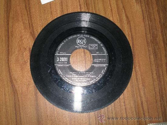 DINA SHORE CON ORQUESTA - CREEMOS EN EL AMOR (Música - Discos de Vinilo - Maxi Singles - Jazz, Jazz-Rock, Blues y R&B)