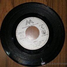 Discos de vinilo: ANGELA - MI PUEBLO - TODO EL AMOR DEL MUNDO. Lote 35650777