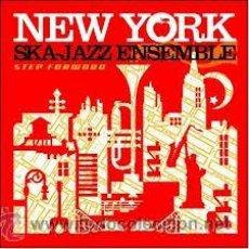 Dischi in vinile: NEW YORK SKA - JAZZ ENSEMBLE - L.P. STEP FORWARD . Lote 35651735