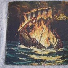 Discos de vinilo: VALHALLA - LP - ORIGINAL USA - HARD/PSYCHEDELIC ROCK. Lote 35659762