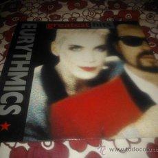Discos de vinilo: LP ROCK 1991 - EURYTHMICS - GREATEST HITS. Lote 35660889
