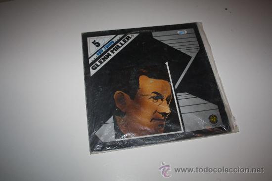 GLEN MILLER - ...CON SWING... 1981 DOBLON RECORDS (Música - Discos - LP Vinilo - Jazz, Jazz-Rock, Blues y R&B)