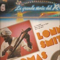 Discos de vinilo: LA GRANDE STORIA DEL ROCK 93 LONNIE SMITH. Lote 35668280