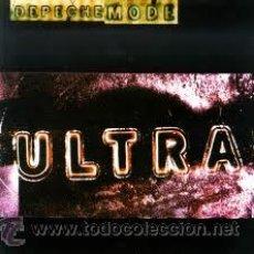 Discos de vinilo: LP DEPECHE MODE ULTRA 2007 VINILO 180G. Lote 71639671
