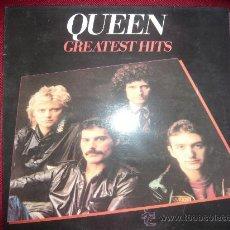 Discos de vinilo: QUEEN-GREATEST HITS-1982. Lote 147063960