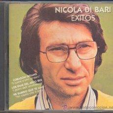 Dischi in vinile: CD CD CD NICOLA DI BARI EN ESPAÑOL - CD MUY RARO. Lote 35675210