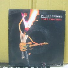 Discos de vinilo: PREFAB SPROUT - CARS AND GIRLS / VENDETTA - EDICION HOLANDESA - CBS 1988. Lote 154371285