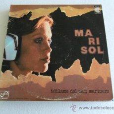 Discos de vinilo: MARISOL - HABLAME DEL MAR MARINERO EDICION USA. Lote 35761953