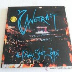 Discos de vinilo: SANGTRAIT - AL PALAU SANT JORDI 1991. Lote 35764458