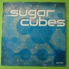 Discos de vinilo: THE SUGAR CUBES MAXI SINGLE VINILO - PLANET -. GRABACIONES ACCIDENTALES AÑO 1990. VER FOTOS. Lote 35666341