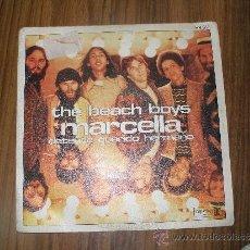 Discos de vinilo: THE BEACH BOYS - MARCELLA. Lote 35685905