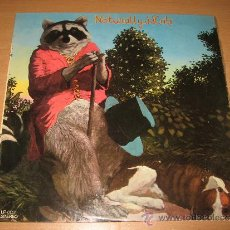LP J J CALE NATURALLY . SHELTER RECORDINGS AÑO 1976 SPAIN