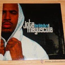 Discos de vinilo: JOTA MAYUSCULA J UNA VIDA EXTRA XTRA VINILO HIP HOP ESPAÑOL NUEVO 3 LP JOTAMAYUSCULA ZONA BRUTA. Lote 204673953