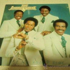 Discos de vinilo: THE IMPRESSIONS ( IT'S ABOUT TIME ) NEW YORK-USA 1976 LP33 COTILLION RECORDS. Lote 35697975