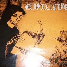 Discos de vinilo: LP MISFITS - EVILIVE - PUNK ROCK - DIRECTO NO OFICIAL - LIMITADO 338 UNIDADES - DANZIG - RAMONES. Lote 35702909