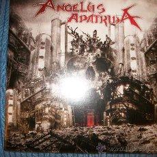 Discos de vinilo: LP ANGELUS APATRIDA - CLOCKWORK - FIRMADO - THRASH METAL - EDICION LIMITADA. Lote 35702986