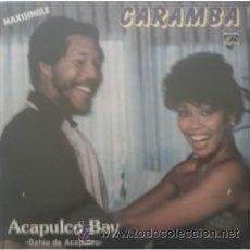 12'--MAXI-- Caramba – Acapulco Bay (DISCO FUNK)