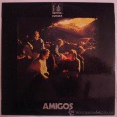 Discos de vinilo: AMIGOS RARO LP PSYCH FOLK 1972. Lote 36299823