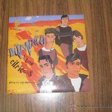 Discos de vinilo: DOMINGO Y LOS CITRICOS - NENA NO HAY NADA MEJOR. Lote 35726570