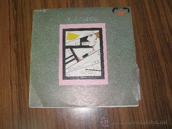 FLACIDOS LUNES - FRANCOTIRADOR - PARANOIA (Música - Discos - Singles Vinilo - Grupos Españoles de los 70 y 80)