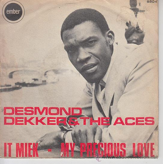 Image result for desmond dekker it miek 1969""