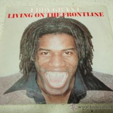 Discos de vinilo: EDDY GRANT ( LIVING ON THE FRONTLINE - FRONTLINE SYMPHONY ) 1979-HOLANDA SINGLE45 MERCURY. Lote 35742286