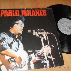 Discos de vinilo: PABLO MILANES LP PABLO MILANES MADE IN ARGENTINA 1985. Lote 35748512