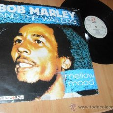 Discos de vinilo: BOB MARLEY LP MELLOW MOOD MADE IN SPAIN 1988. Lote 35752053