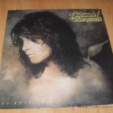 Discos de vinilo: TAPA LP SIN DISCO VINILO OZZY OSBOURNE NOMORE TEARS EDIT SPAIN 1991. Lote 35990053
