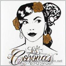 Discos de vinilo: LP LOS CORONAS ADIOS SANCHO VINILO SEX MUSEUM SURF. Lote 50279930