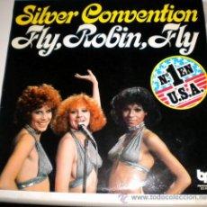 Discos de vinilo: SILVER CONVENTION - FLY ROBIN FLY. Lote 35770512