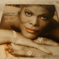 Discos de vinilo: DISCO LP EPS ORIGINAL DIONNE FRIENDS IN LOVE. Lote 35776198