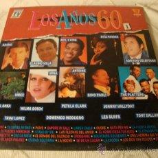 Discos de vinilo: DISCO TRIPLE LP EPS ORIGINAL LOS AÑOS 60. Lote 35776638