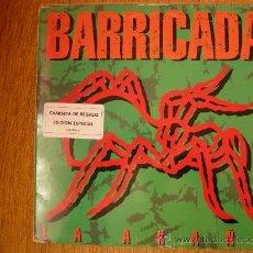 Barricada-la Araña-Raro