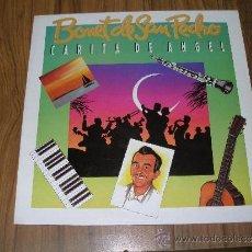 Discos de vinilo: BONET DE SAN PEDRO - CARITA DE ANGEL. Lote 35779592