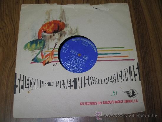 SELECCIONES MUSICALES HISPANOAMERICANAS - LOS MEJORES PASODOBLES DE ESPAÑA (Música - Discos - LP Vinilo - Grupos y Solistas de latinoamérica)