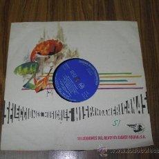 Discos de vinilo: SELECCIONES MUSICALES HISPANOAMERICANAS - GRANDES VALSES MEXICANOS. Lote 35780571