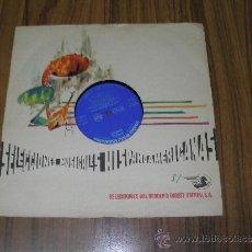 Discos de vinilo: SELECCIONES MUSICALES HISPANOAMERICANAS - EXITOS DE COMPOSITORES CELEBRES. Lote 35780592