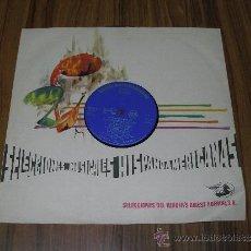 Discos de vinilo: SELECCIONES MUSICALES HISPANOAMERICANAS - SERENATA EN EL TROPICO - VIOLINES DE ENSUEÑO. Lote 35780650
