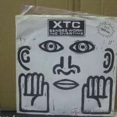 Discos de vinilo: XTC - SENSES WORKING OVERTIME + 2 - EDICION ESPAÑOLA - VIRGIN 1982. Lote 154371597