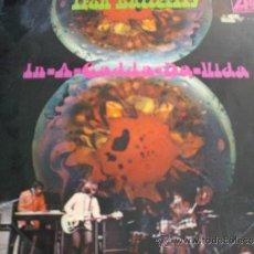 Discos de vinilo: IRON BUTTERFLY-IN-A-GADDA-DA -VIDA-ORIGINAL ESPA-1969. Lote 35792750